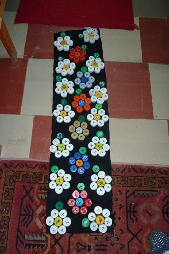 Массажный коврик для ребенка своими руками Материнство 70